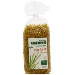 Volkoren Rijst Fusilli 500 gram