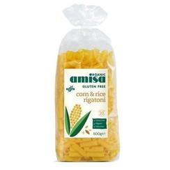 Mais & Rijst Rigatoni 500 gram