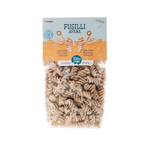 TerraSana Fusilli Avena 100% Haver 250 gram