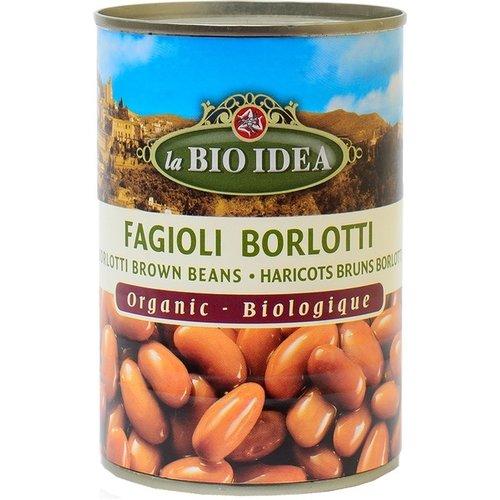 La Bio Idea Bruine Bonen 400 gram