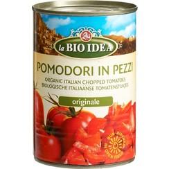 Tomatenstukjes 400 gram