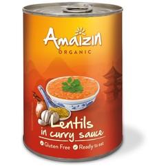 Linzen in Currysaus 420 gram