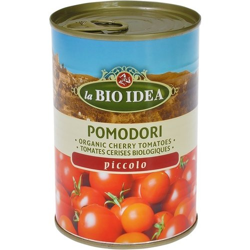 La Bio Idea Cherrytomaten in Blik 400 gram