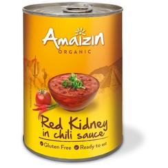 Rode Kidneybonen in Chili Saus 400 gram