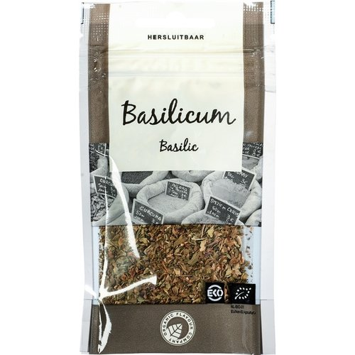 Organic Flavour Company Basilicum 8 gram