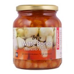 Witte Bonen in Tomatensaus 350 gram
