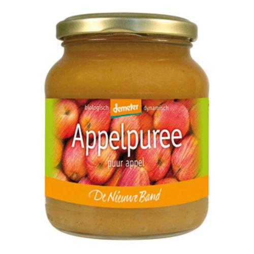 De Nieuwe Band Appelpuree 360 gram