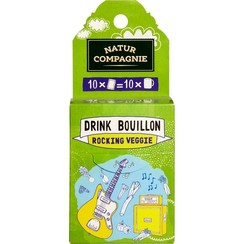 Drink Bouillon Rocking Veggie 10 stuks