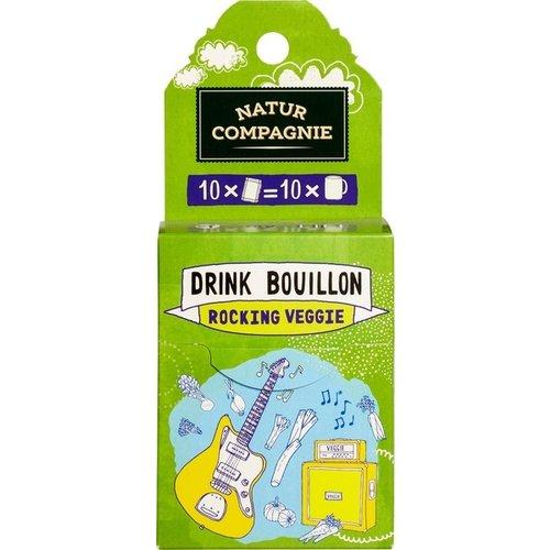 Natur Compagnie Drink Bouillon Rocking Veggie 10 stuks