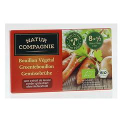 Groentebouillonblokjes Gistvrij 84 gram