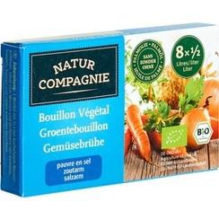 Groentebouillon Zoutarm 68 gram