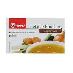 Heldere Bouillonblokjes Gistvrij 88 gram
