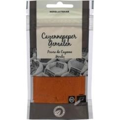 Cayennepeper Gemalen 25 gram