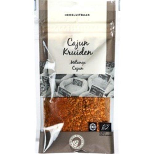 Organic Flavour Company Cajunkruiden 24 gram