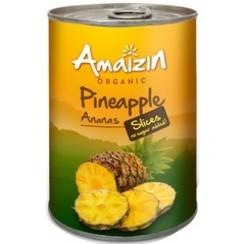 Ananasschijven op Sap 400 gram