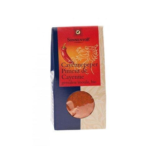 SonnentoR Cayennepeper 40 gram