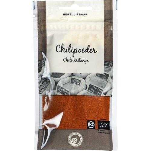 Organic Flavour Company Chilipoeder 18 gram