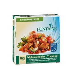 Toscaanse Makreelsalade 200 gram