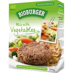 Bioburger Groenteburger 200 gram