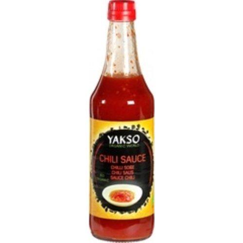 Yakso Chilisaus 480 ml
