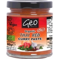 Thaise Rode Currypasta 180 gram