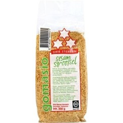 Gomasio (Sesam Strooisel) 200 gram