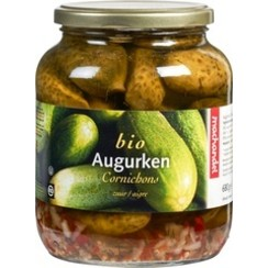 Augurken Zuur 680 gram