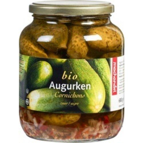 Machandel Augurken Zuur 680 gram