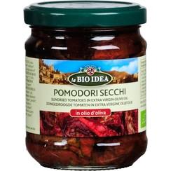 Zongedroogde Tomaten in Olijfolie 190 gram