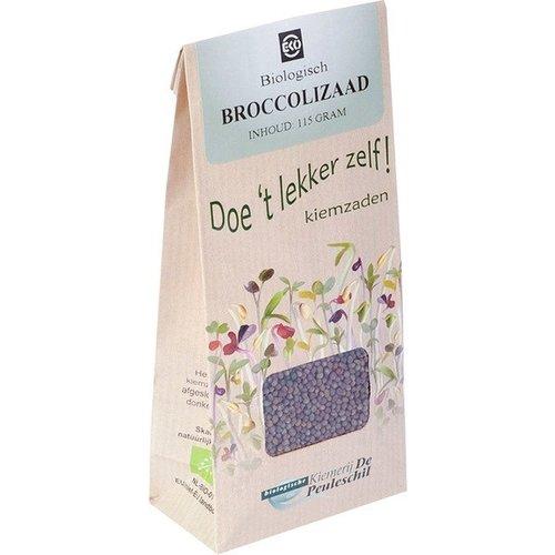 Peuleschil Broccolizaad 115 gram