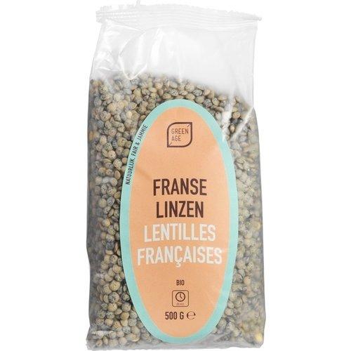 GreenAge Franse Linzen 500 gram