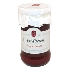 Moestuinjam Aardbeien 330 gram