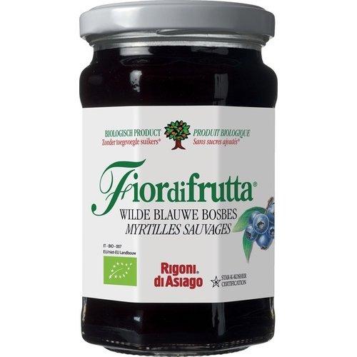 Fiordifrutta Fruitbeleg Blauwe Bosbes 250 gram