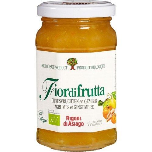 Fiordifrutta Fruitbeleg Citrus met Gember 260 gram