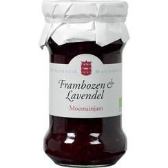 Moestuinjam Frambozen & Lavendel 240 gram