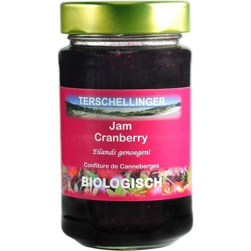Terschellinger Cranberryjam 250 gram