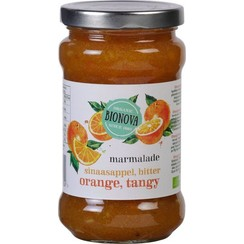 Sinaasappelmarmelade Bitter 340 gram