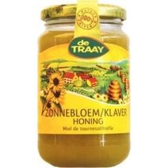 Zonnebloem & Klaver Honing 900 gram