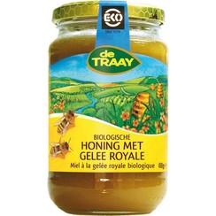 Honing met Gelee Royale 450 gram