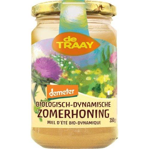 de Traay Bloemenhoning Crème 350 gram