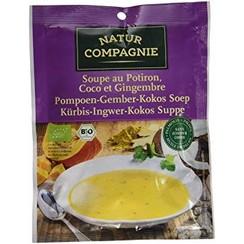Pompoen-Gember-Kokos Soep 40 gram