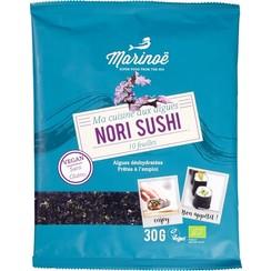 Sushi Nori Vellen 10 vellen