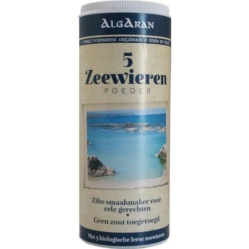 AlgAran 5-Zeewieren Poeder 40 gram