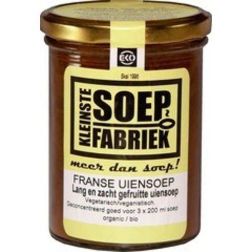KleinsteSoepFabriek Franse Uiensoep 400 ml