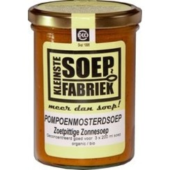Pompoenmosterdsoep 400 ml