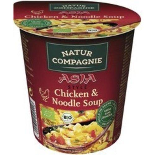 Natur Compagnie Aziatische Kippensoep 255 ml
