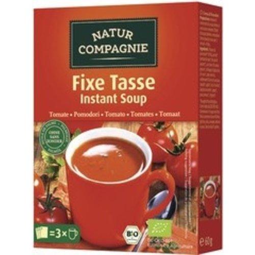 Natur Compagnie Tomatensoep 1-kops Instant 3 zakjes