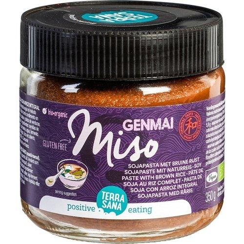 TerraSana Genmai Miso 350 gram