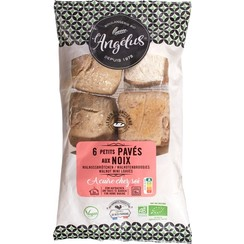 Mini Walnoot Broodjes  6 stuks