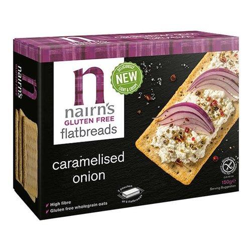 Nairn's Gekarameliseerde Ui Flatbread 150 gram
